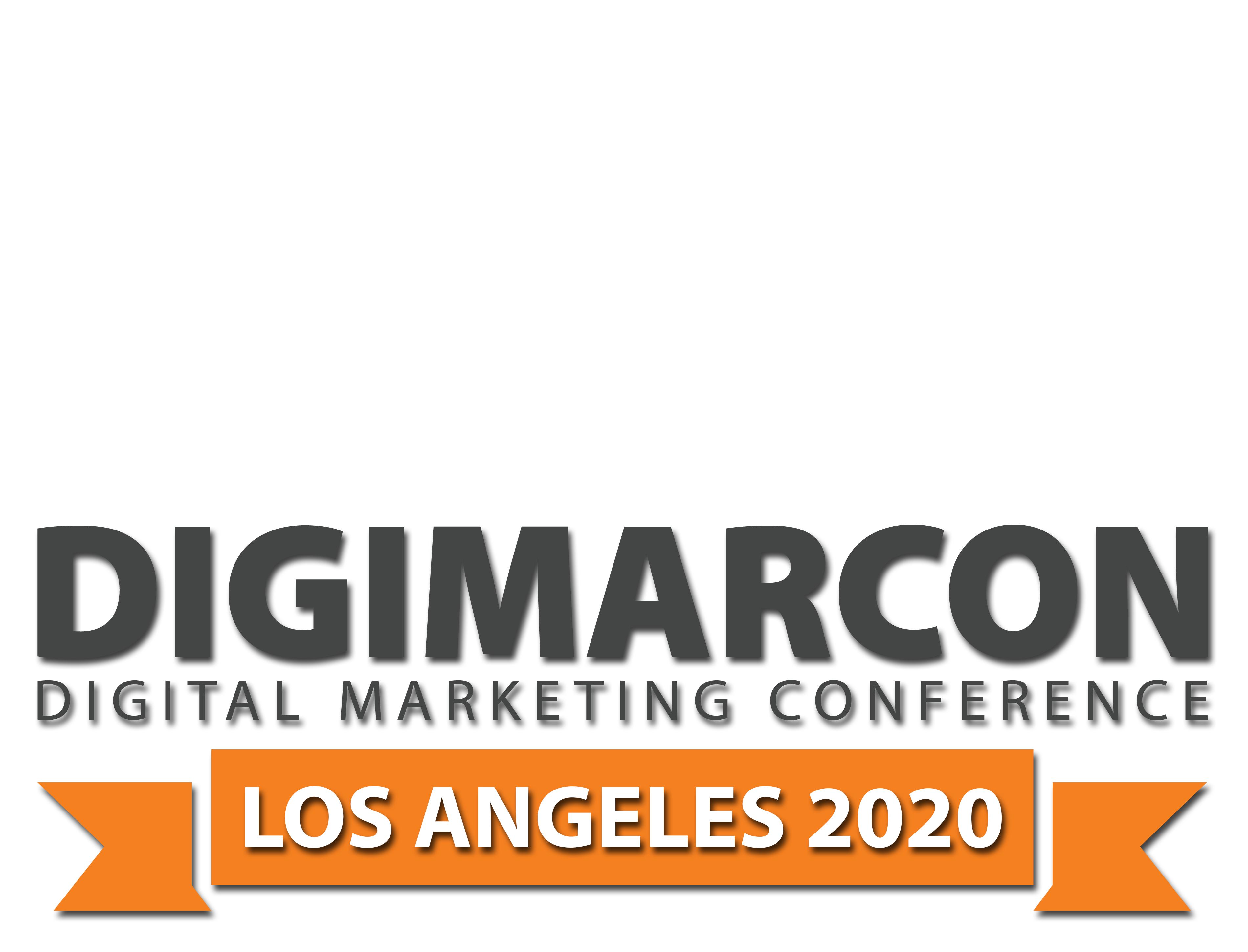 DigiMarCon Los Angeles 2020 · June 10 - 11, 2020 · Digital