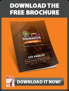 Download DigiMarCon Los Angeles 2021 Brochure